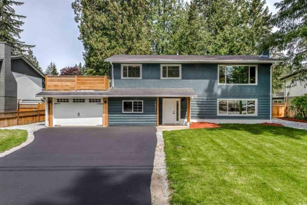 Detached House ::  :: Langley, British Columbia :: 2292 sq. ft.