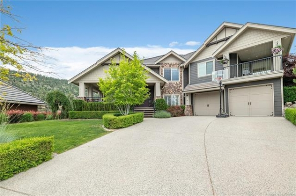660 Long Ridge Drive, Kelowna British Columbia