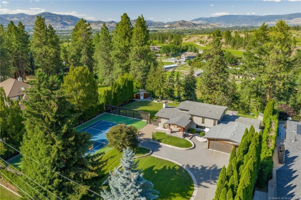 1200 Mission Ridge Road, Kelowna British Columbia
