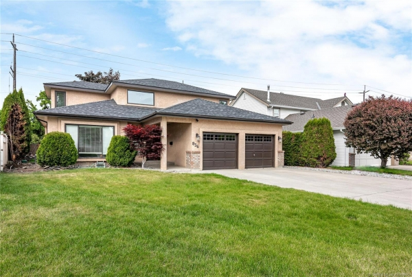 836 Springside Court, Kelowna British Columbia