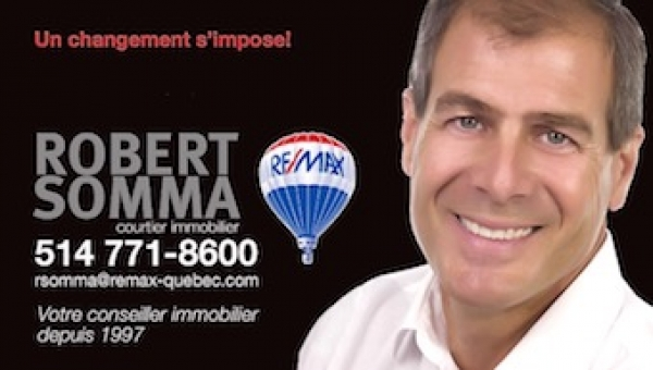 Robert Somma - Remax Extra inc.